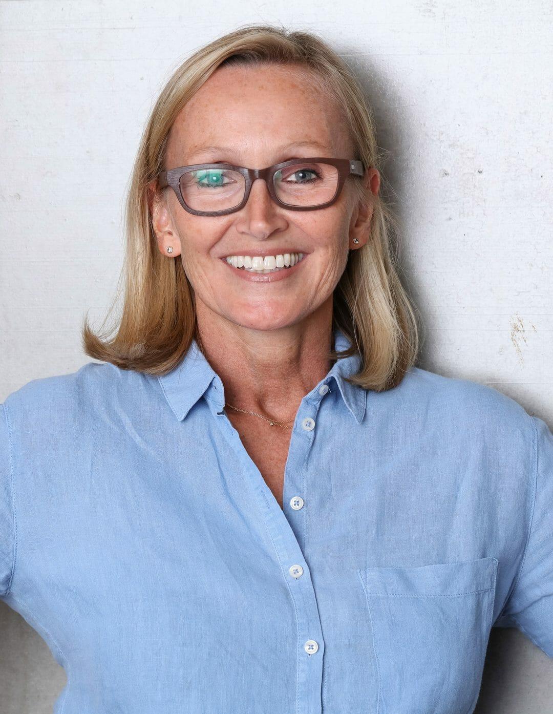 Sabine Scherer - Head of people at Ananda Impact Ventures