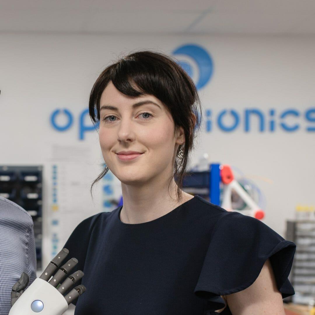 Samantha Payne Founder at Open Bionics   Ananda Impact Ventures